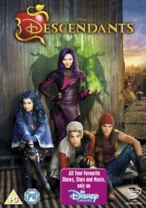 Disney-Descendants-DVD-BRAND-NEW-Region-2-Dove-Cameron-Kristin-Chenoweth