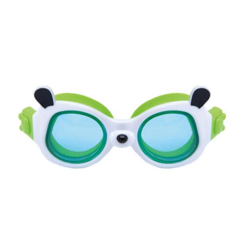 Kinder Einsteiger Schwimmbrille angebracht Ohrstöpsel Anti Fog UV-Schutz Set DE