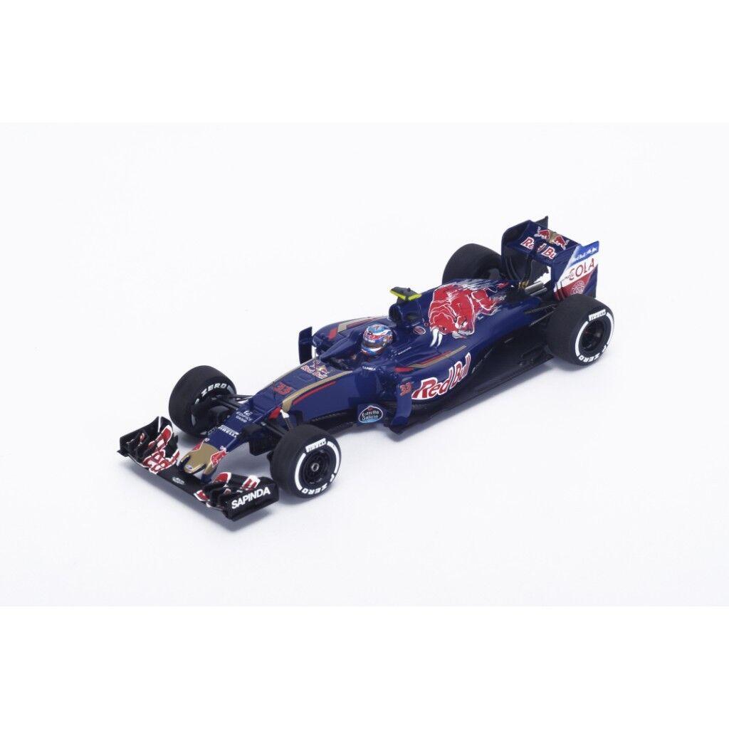 1 43 Scuderia Torro rojo STR11 Grand Prix 2016 Max Verstappen australiano