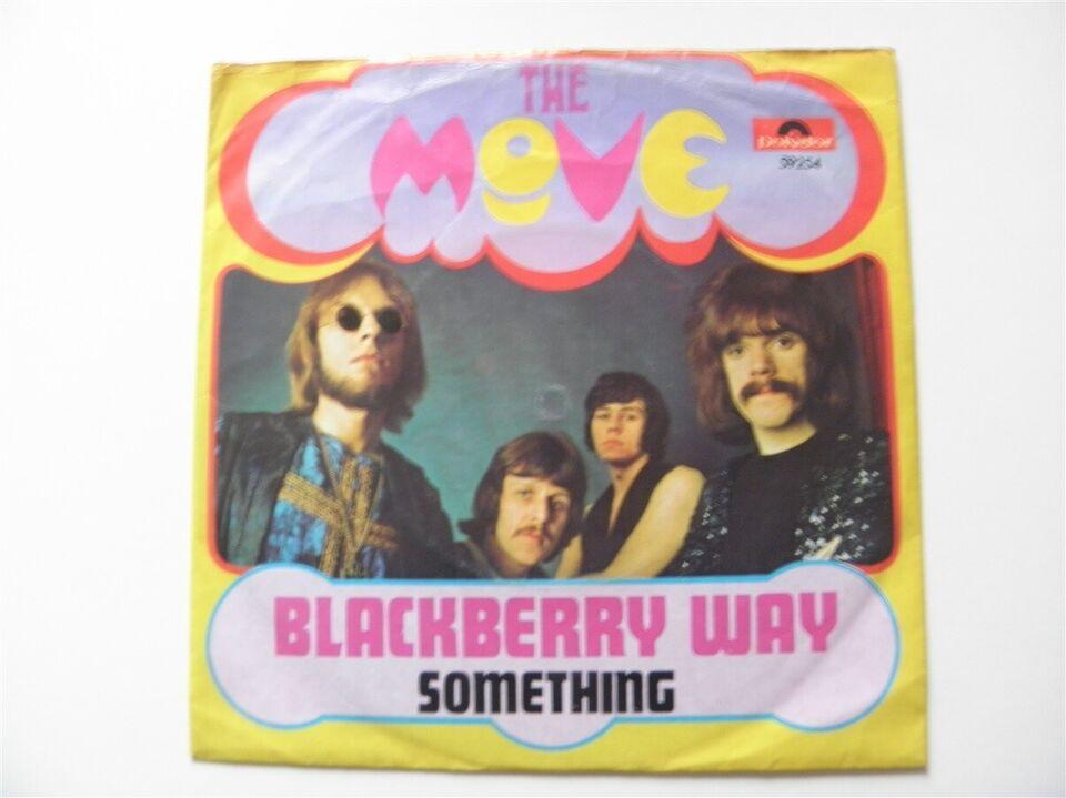 Single, The Move, Blackberry way