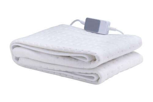 Elektrische Heizdecke Wärmeunterbett Wärmedecke Wärmebett Wärme-Decke