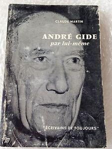 Andre-Gide-par-lui-meme-de-claude-martin-ecrivains-de-toujours-1963