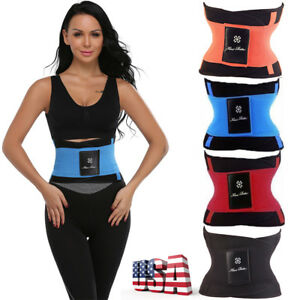 7c598d7bcab Xtreme Power Belt Hot Body Shaper Slimming Waist Trainer Thermo ...
