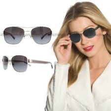 0acbae20c5 ... discount code for item 6 nwt coach hc7064 l151 926411 silver metal  aviator sunglasses grey gradient ...