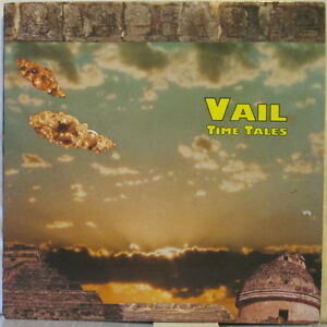 VAIL-Time-Tales-LP-U-S-Prog-Rock-w-Steve-Vail-Private-Press-on-System-Records