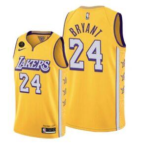 Kobe Bryant Los Angeles Lakers Nike