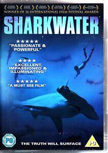 Sharkwater: Rob Stewart DVD (NEW) 2006 R2 (Sharks/Conservation) Jeff Rona