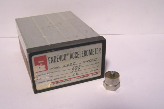 Endevco Accelerometer Model 2225