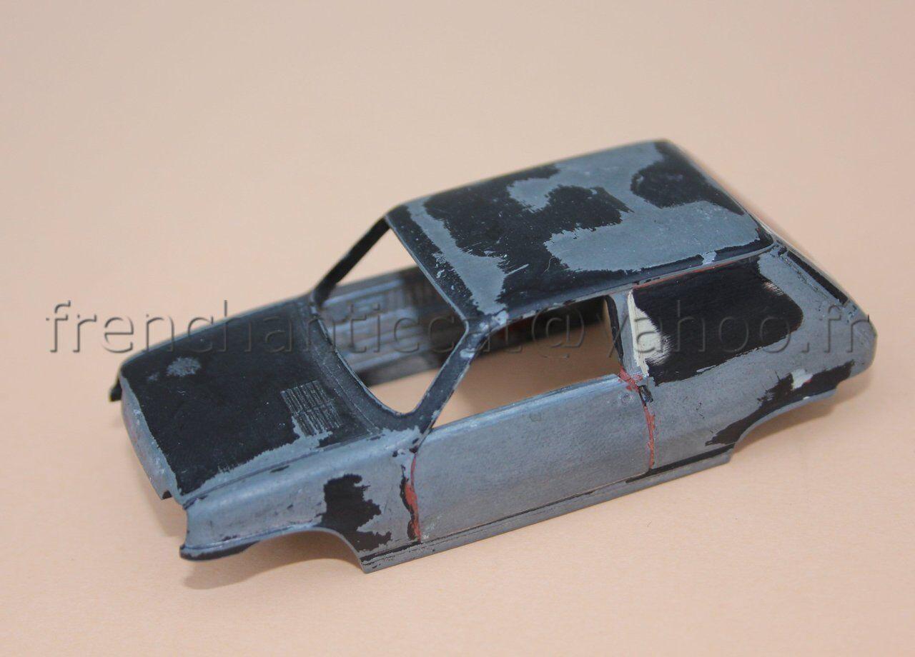 WK  predotype de base Renault R5 metal collector collector collector 1 43 Heco miniatures voiture ad24f1