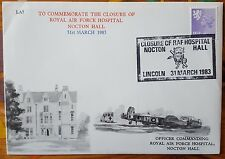 RAF nocton Hall chiusura LANCASTER Associazione Copertura volato su PA474 LA7