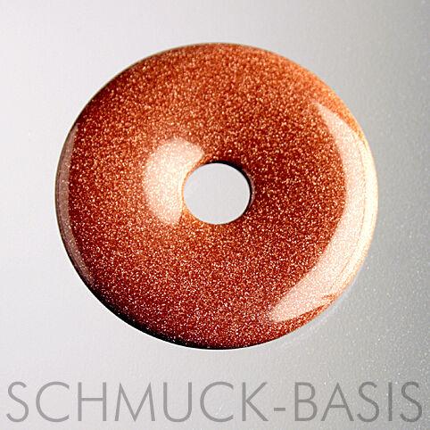 Goldfluss Donut 4 cm; 1A Qualität !!!