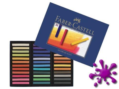 Softpastellkreiden 36er Creative Studio Set von Faber Castell