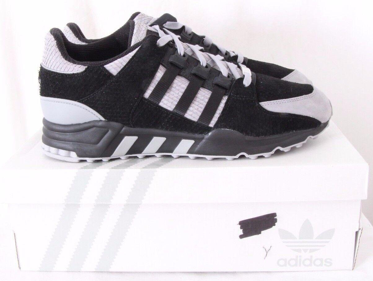 Adidas BB1335 King Push RARE Support Men's Eqt 93 Snakeskin Sneakers Men's Support US 11.5M 8e5734