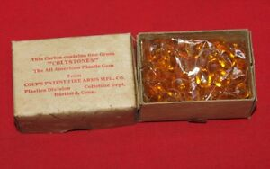 Colt-Firearms-Factory-Coltstones-full-box-1940s-Very-Rare