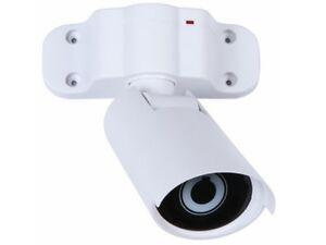CHUPETE-Camara-Seguridad-Interior-O-EXTERIOR-CCTV-Disuasivo-ROJO-LUZ-LED