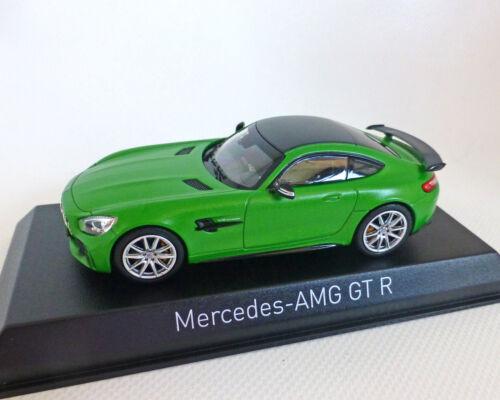 verde-met 1:43 NOREV MERCEDES-BENZ AMG GT R