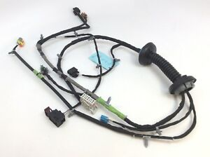 Chevrolet Silverado Gmc Sierra Dl3 Power Fold Driver Door Wiring Harness New Oem Ebay
