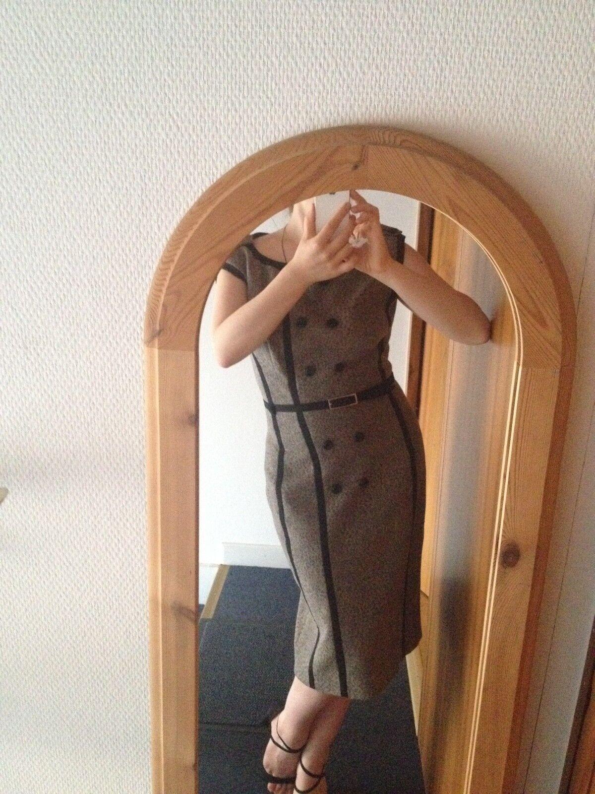 Karen Millen business Luxus festliches Kleid , gr 36 38 , S M Neu