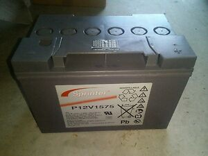 Exide Sprinter 65 Ah Batterie - Deutschland - Exide Sprinter 65 Ah Batterie - Deutschland