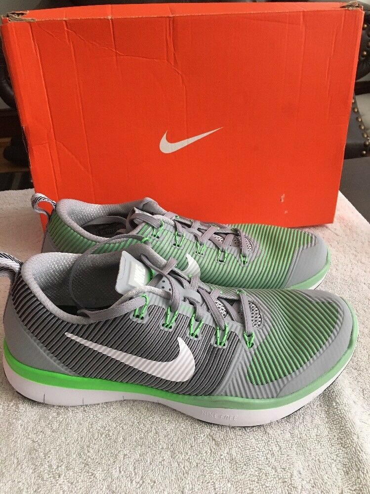 NIKE NIKE NIKE FREE TRAIN VERSATILITY TRAINING MEN SHOES WOLF GREY 833258-003 SIZE 8.5 NEW b3f580
