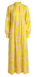 H&M STUDIO COLLECTION S/S 2019 Patterned Dress SOLD OUT NWOT Size 4 Orig Owner