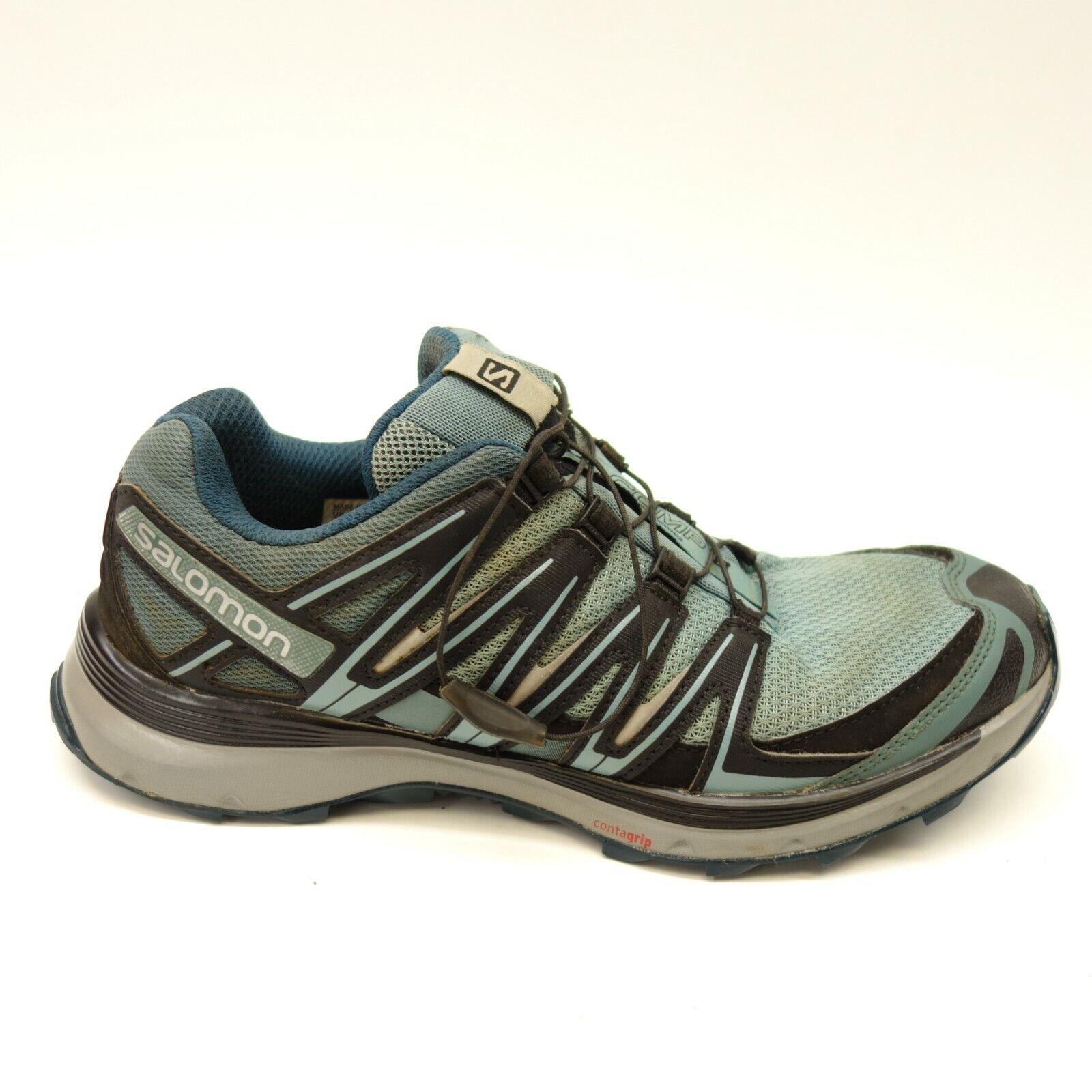 Salomon Mujer XA COMP 8 Trail-correr Exterior Excursionismo Atléticas Zapatos para correr 9.5