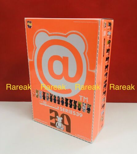Medicom Be@rbrick 2019 Series 39 Full box S39 Unopened Bearbrick Case of 24pcs