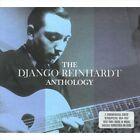 The Django Reinhardt Anthology by Django Reinhardt (CD, Jun-2009, 3 Discs, Not Now Music)