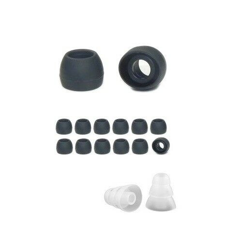 Samsung replacement ear tips silicone replacement earphone tips earbuds