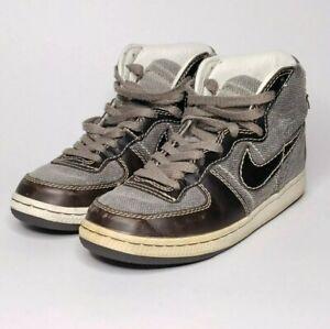 Nike-Terminator-Baseball-Pack-Men-039-s-Size-7-5-Brown-Used-307893-021