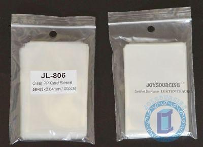 Card Sleeves JL-806 58x89-S100 Juegos de Mesa joysourcing para 56x87 estándar EE UU