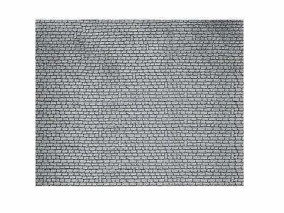 Naturstein-Quader 370 x 125 x 6 mm FALLER 170804 Dekorplatte H0 2 x