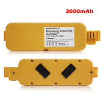 Vacuum Replacement Battery Apc For Irobot Roomba 400 4000 Series 14.4v 3000mah