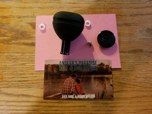 power handle knob kit Revo reels read description Abu Garcia reel repair parts
