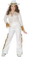 Halloween Sensations Western Diva Girls Costume Size Large 14-16 (ages 8-10) NIP