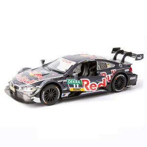 BMW M4 DTM 2017 Marco Wittmann 1:32 Racing Car Model Diecast Toy Vehicle Gift