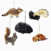 Woodland Buri Animals Ornament