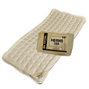 Merino-Schurwolle-Unterbett-mit-kbA-Baumwoll-Bezug-kbT-Wolle-Matratzenauflage