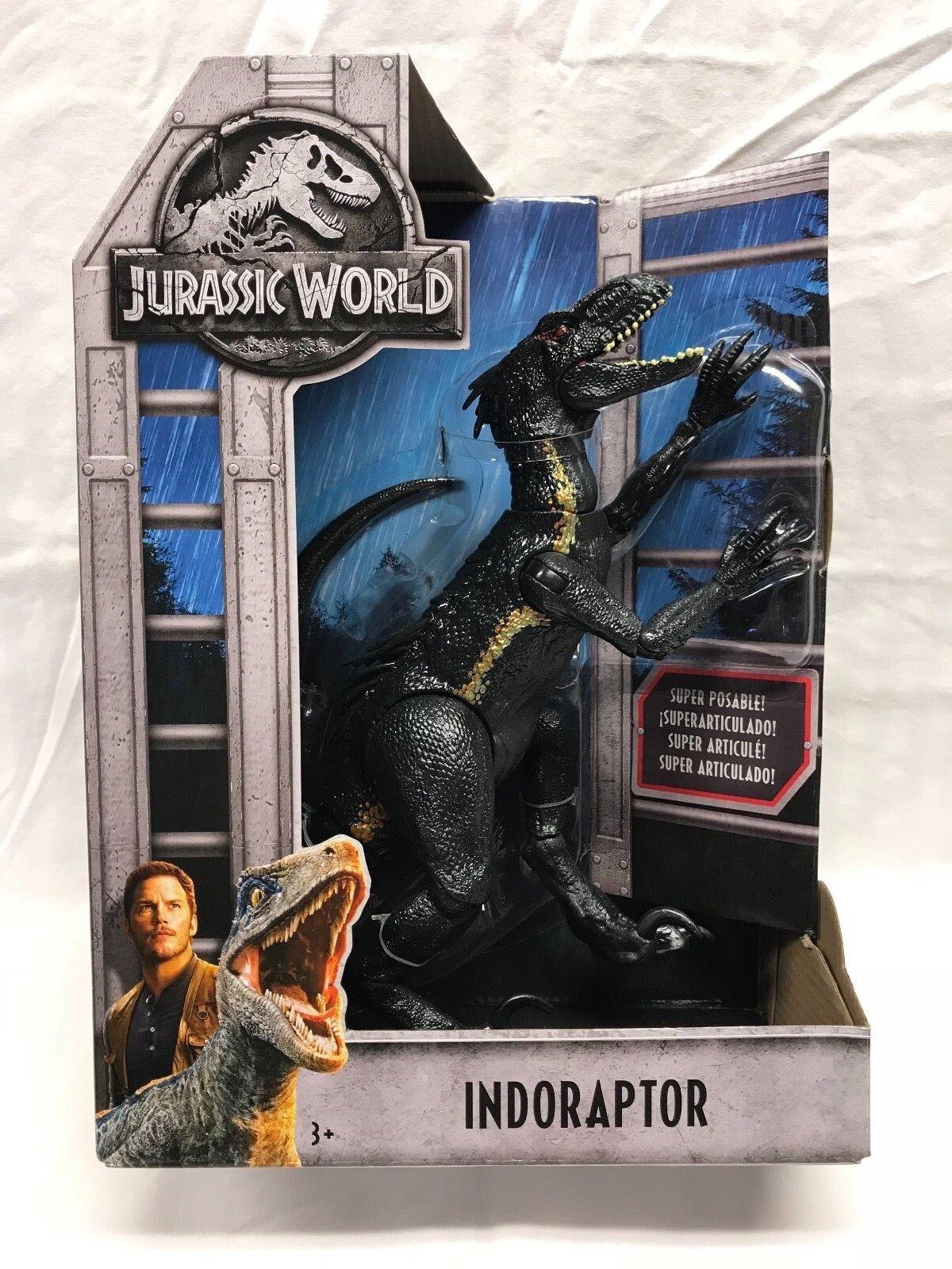 welt gefallenen königreich super posable indoraptor     in der hand