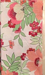 DESIGN-STUDIO-FLORAL-Fabric-Shower-CURTAIN-Standard