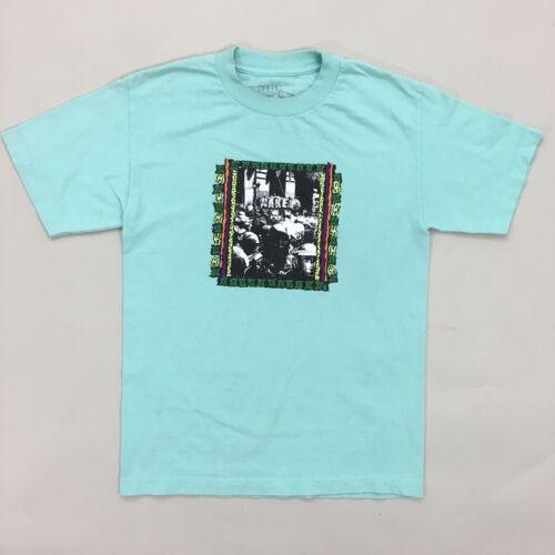 Baker Skateboards S Light Blue T-Shirt Small