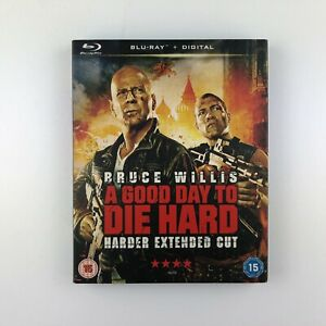 A Good Day to Die Hard (Blu-ray, 2013) s