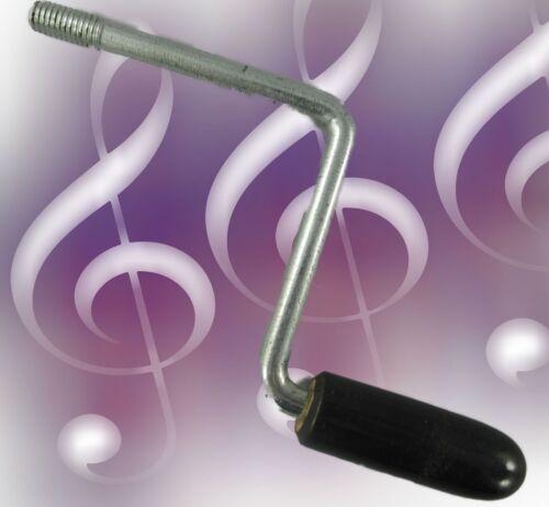 Grammophon einzel KURBEL Musik Box Nadeln /& Dose HIS MASTERS VOICE Ersatzteil