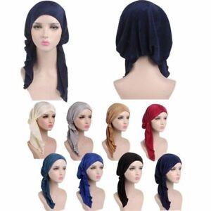 femmes-coiffure-bandana-foulard-le-trouble-chef-hijab-un-turban-muslim-scarf