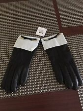 Coach Leather Glove