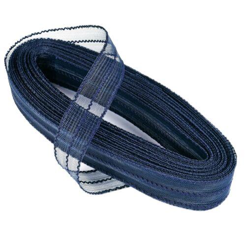 Crinoline braid fabric 3 stitch wedding millinery fascinator hat birdcage BR028