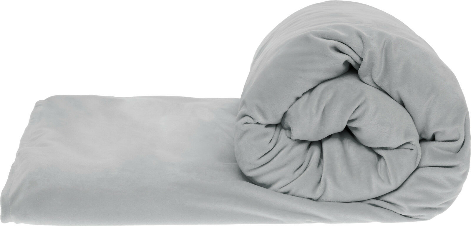 Mindful Design Adult Weighted Sensory Blanket w  Minky Cover