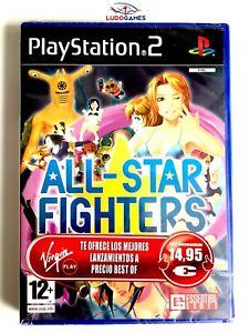 Toutes-Star-Fighters-PS2-PLAYSTATION-Neuf-Scelle-Retro-Scelle-Nouveau-Pal-Spa