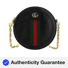 Gucci Ophidia Mini Round Shoulder Bag 550618 CWG1G 1060