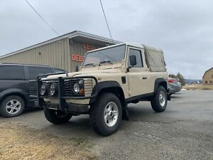 1988 Land Rover Defender 90